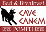 bed and breakfast Cave Canem Pompei